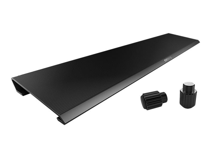 Cherry AC 3.3 - Tastatur-Handgelenkauflage - Schwarz