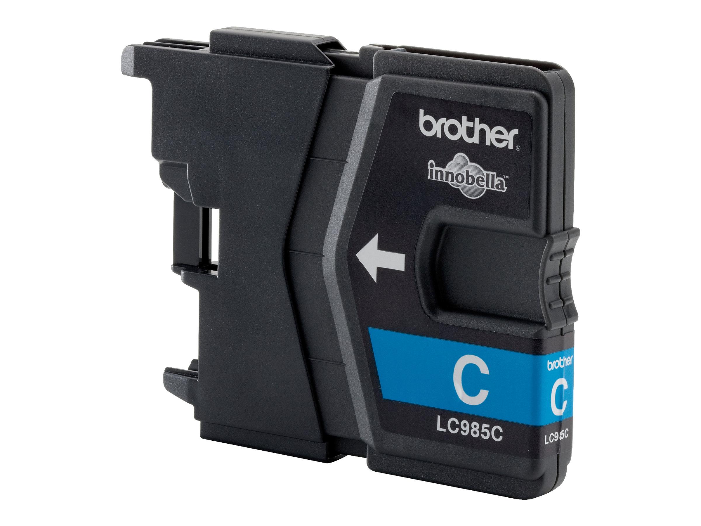 Brother LC985C - Cyan - Original - Tintenpatrone
