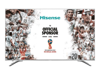 """H55A6500 139.7cm/55"""" 4K Ultra HD Smart-TV WLAN Silber LED-Fernseher"""