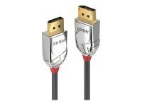 36300 0.5m DisplayPort DisplayPort Grau DisplayPort-Kabel