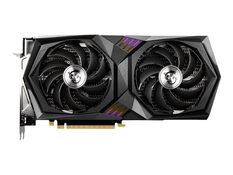 MSI GeForce RTX 3060 GAMING X 12G - Grafikkarten