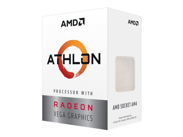 AMD Athlon 200GE - 3.2 GHz - 2 Kerne - 4 Threads