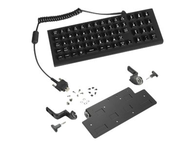 Motorola Solutions Motorola - Tastatur - hinterleuchtet - USB
