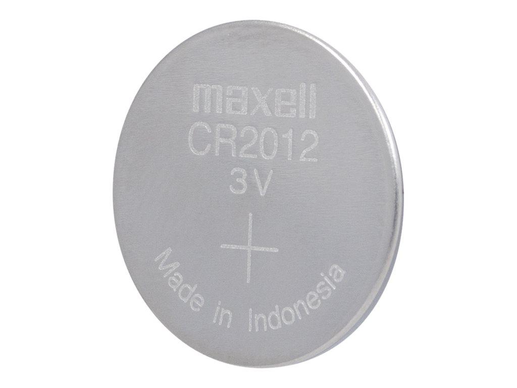Maxell Batterie CR2012 - Li