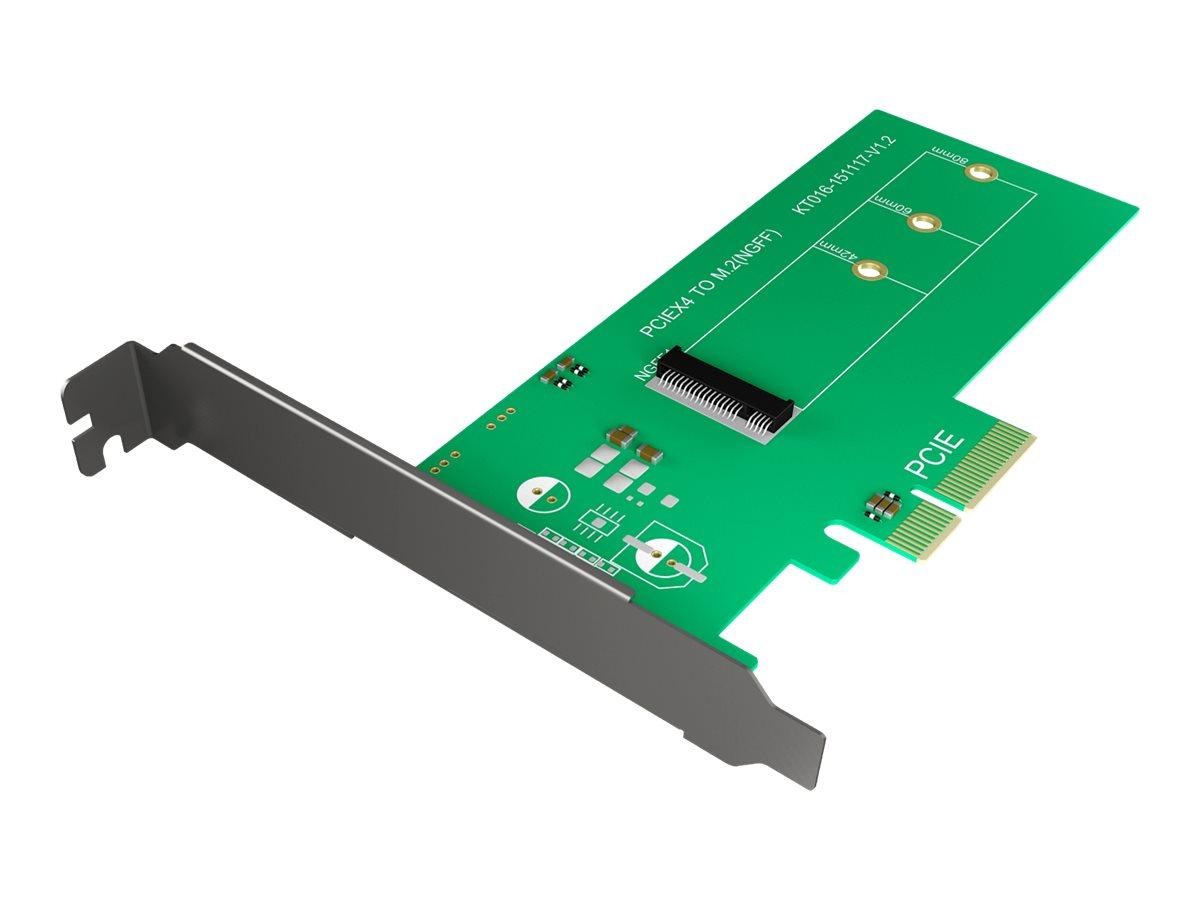 ICY BOX ICY BOX IB-PCI208 - Schnittstellenadapter