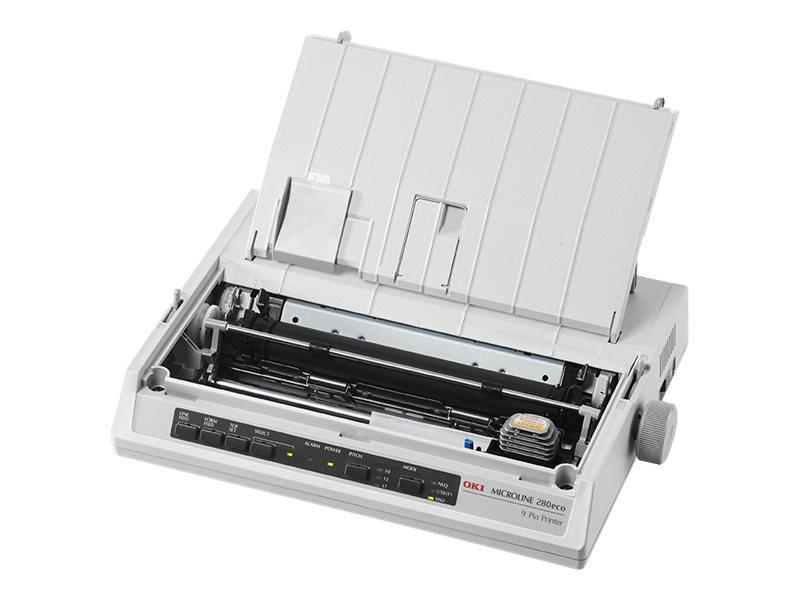 OKI Microline 280eco - Drucker - monochrom - Punktmatrix - 241,3 mm (Breite)