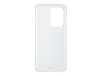 Clear Cover EF-QG988 - Hintere Abdeckung für Mobiltelefon - klar