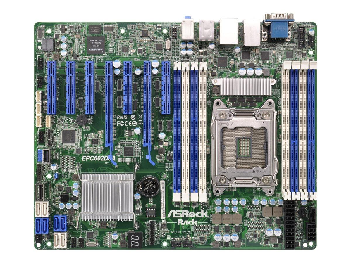 ASRock Rack EPC602D8A - Motherboard