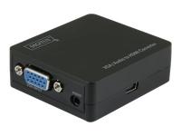 DS-40131 - Videokonverter - VGA