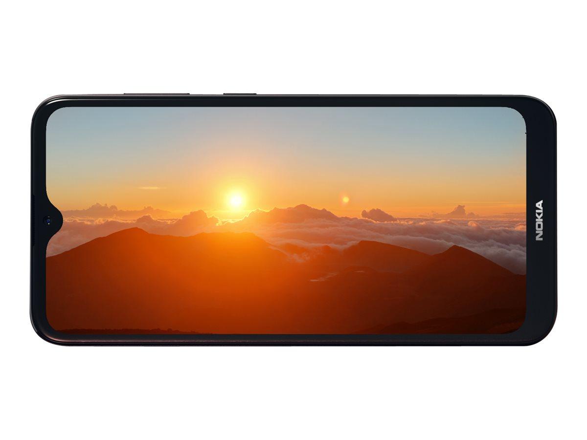 "Nokia 2.3 - Android One - Smartphone - Dual-SIM - 4G LTE - 32 GB - microSDXC slot - GSM - 6.2"" - RAM 2 GB - 13 MP (5 MP"
