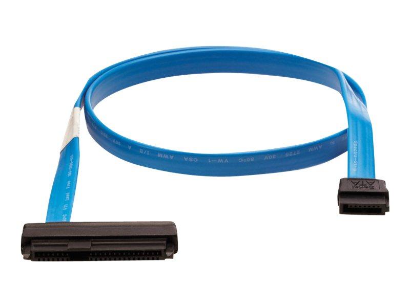 HP Mini SAS-Kabel für LTO Internes Bandlaufwerk(AP746A)