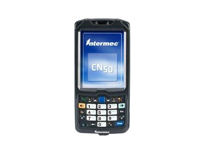 "HONEYWELL CN50 - Datenerfassungsterminal - Windows Mobile 6.1 - 512 MB - 8.9 cm (3.5"")"