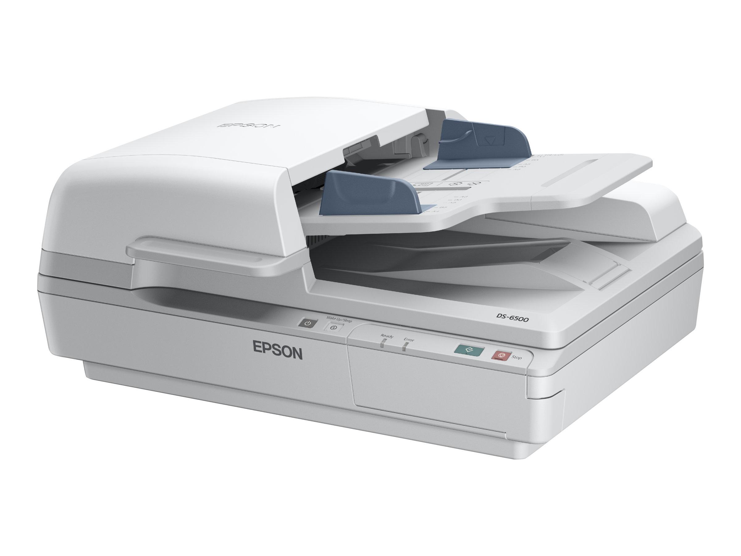 Epson WorkForce DS-7500 - Dokumentenscanner - Duplex - A4 - 1200 dpi x 1200 dpi - bis zu 40 Seiten/Min. (einfarbig)