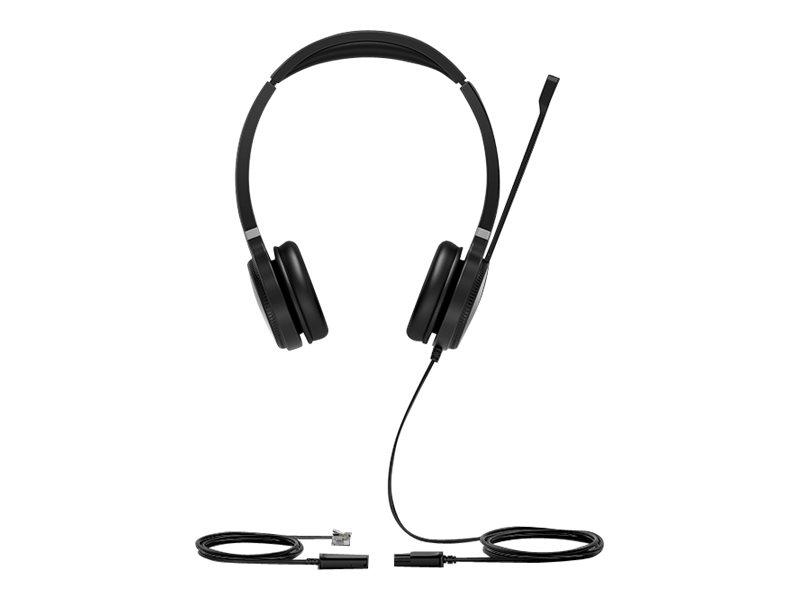 Yealink YHS36 - Headset - On-Ear - kabelgebunden