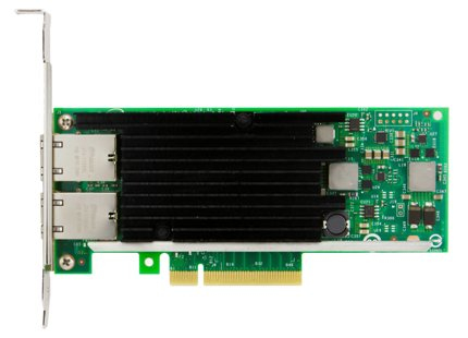 Lenovo Intel X540-T2 - Netzwerkadapter - PCIe 2.0 x8 Low Profile