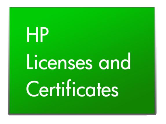 HP StoreEver MSL TapeAssure E-Lizenz(TC406AAE)
