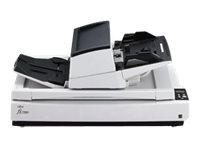 fi-7700S Flatbed & ADF scanner 600 x 600DPI A3 Schwarz - Weiß