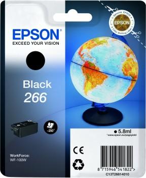 Epson 266 5.8ml 250Seiten Schwarz Tintenpatrone