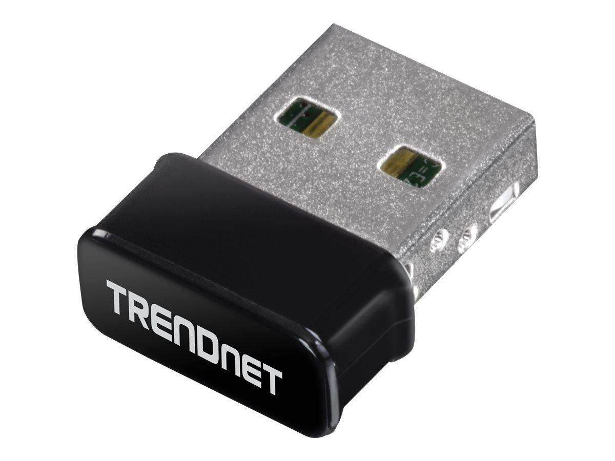 TRENDnet TEW-808UBM - Netzwerkadapter - USB 2.0