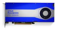 AMD Radeon Pro W6600 8 GB GDDR6 - Grafikkarte - PCI