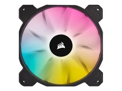 Vorschau: Corsair iCUE SP140 RGB ELITE - Gehäuselüfter