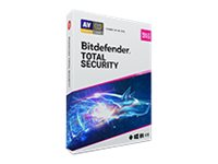 Bitdefender Total Security 2021 - Box-Pack (18 Monate)