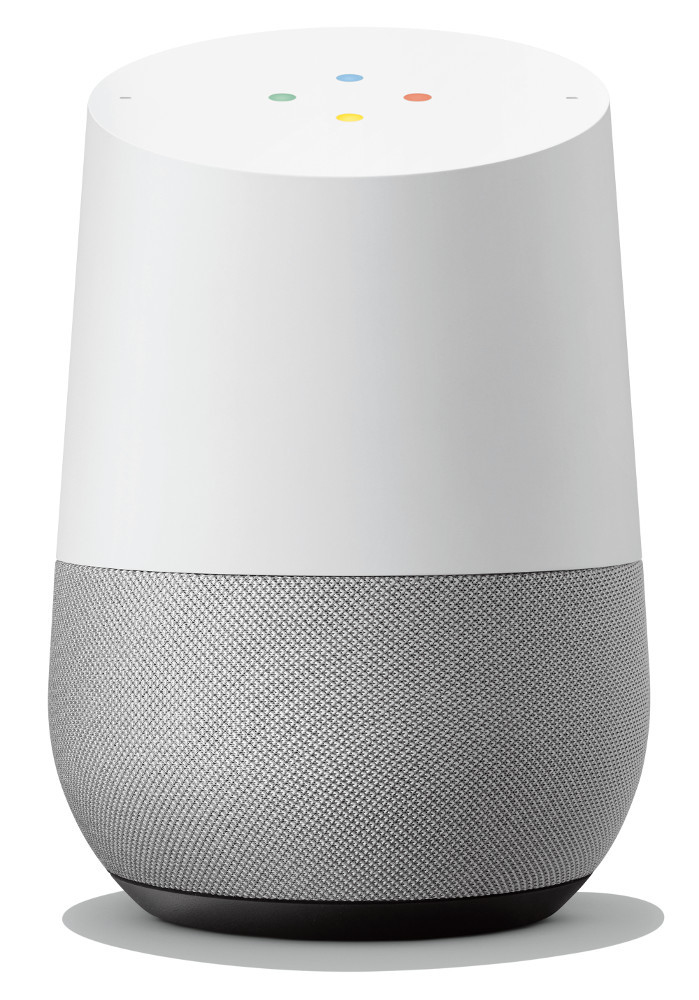 Google Home weiß