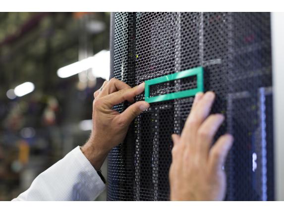 HP Enterprise Speicherbelüftungskäfig-Set (4 Lüftermodule)