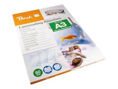 Peach 100er-Pack - glänzend - A3 (297 x 420