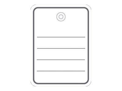 HERMA Merchandise tag - Weiß - 48 x 65 mm 1000