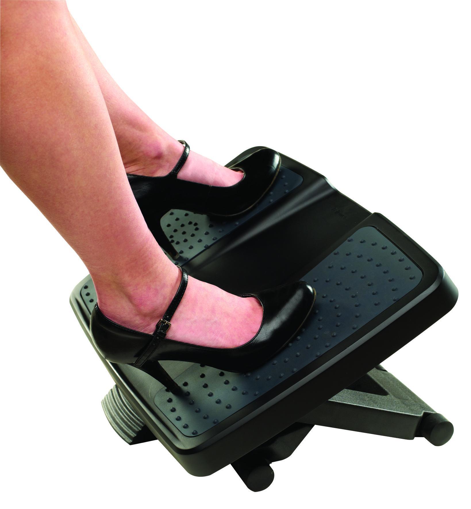 Fellowes Ultimate Foot Support - Fußstütze - Grau