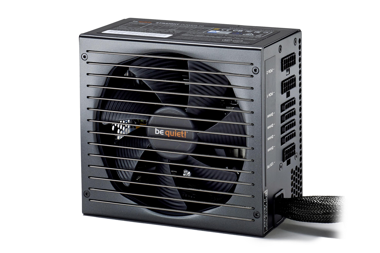 Be Quiet! Straight Power 10 500W CM 500W ATX Schwarz Netzteil