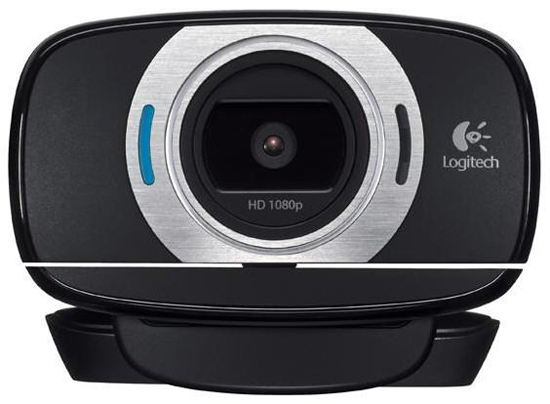 Logitech C615 8MP 1920 x 1080Pixel USB 2.0 Schwarz Webcam