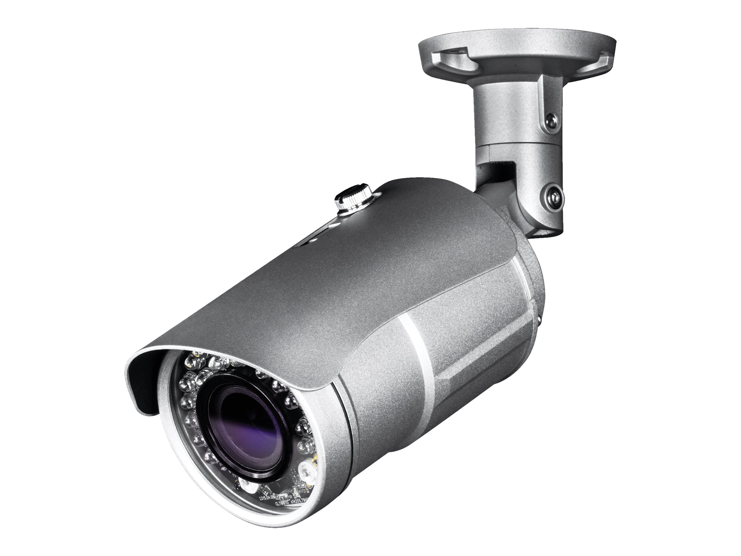 TRENDnet TV IP344PI - Netzwerk-Überwachungskamera - Außenbereich - wetterfest - Farbe (Tag&Nacht)