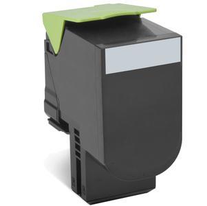Lexmark 80C2SKE Laser cartridge 2500Seiten Schwarz Lasertoner / Patrone