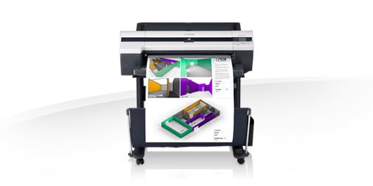 Canon imagePROGRAF iPF610 - Großformatdrucker Farbig Tintenstrahldruck
