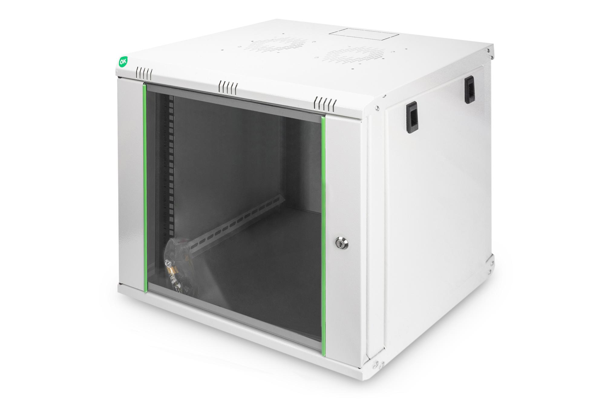 DIGITUS Wandgehäuse Dynamic Basic Serie - 600x450 mm (BxT)