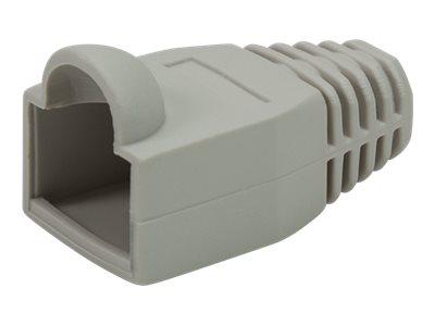 LogiLink Netzwerk-Cable-Boots - Grau (Packung