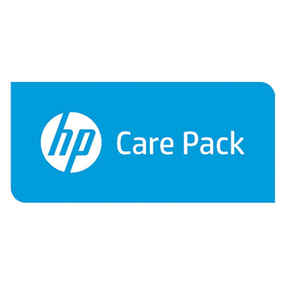 HP Electronic Care Pack Next Business Day Hardware Support Post Warranty - Ausgabegeräte Service & Support