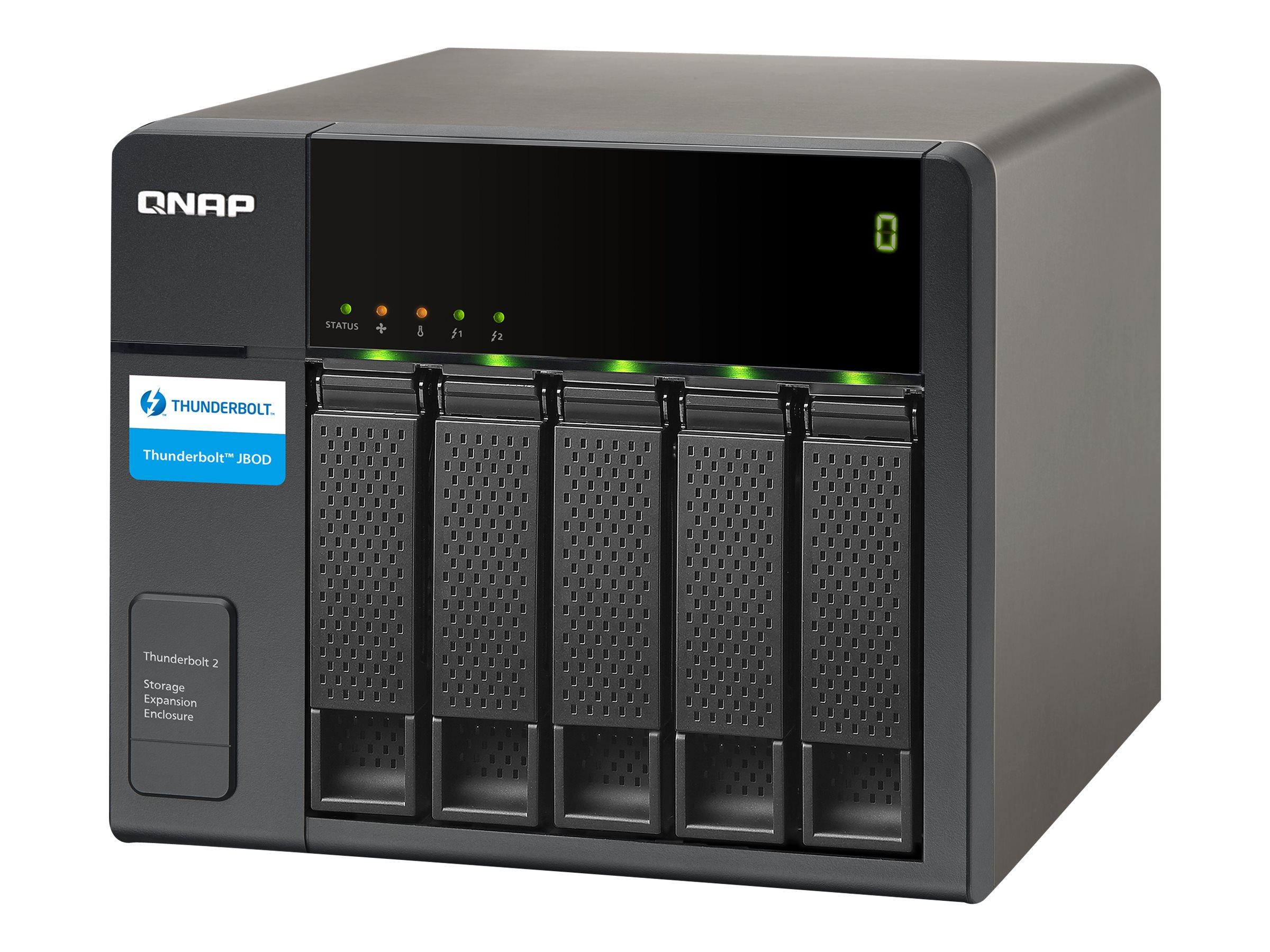 QNAP TX-500P - Festplatten-Array