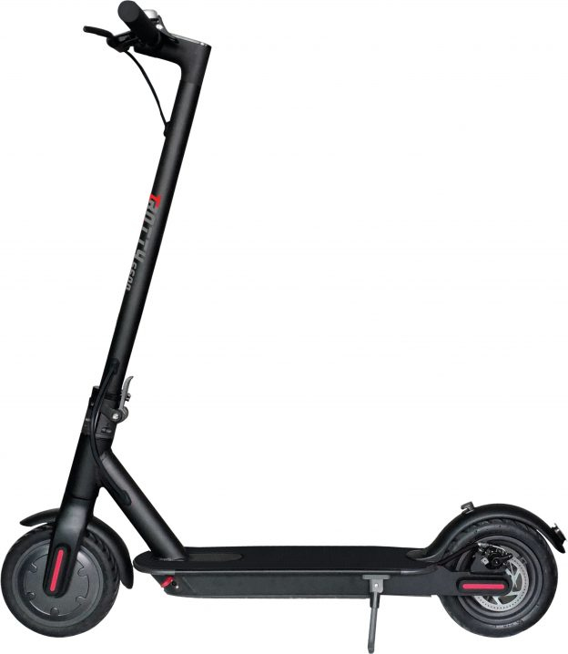 Telestar Trotty 6600 - Stunt scooter - 24 km/h - 120 kg - Beide Geschlechter - 12 Jahr(e) - Schwarz