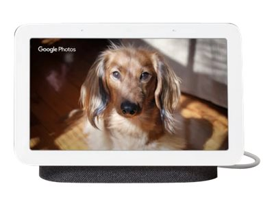 Google Nest Hub (2nd Gen) - Smart-Display - kabellos - Wi-Fi - Bluetooth