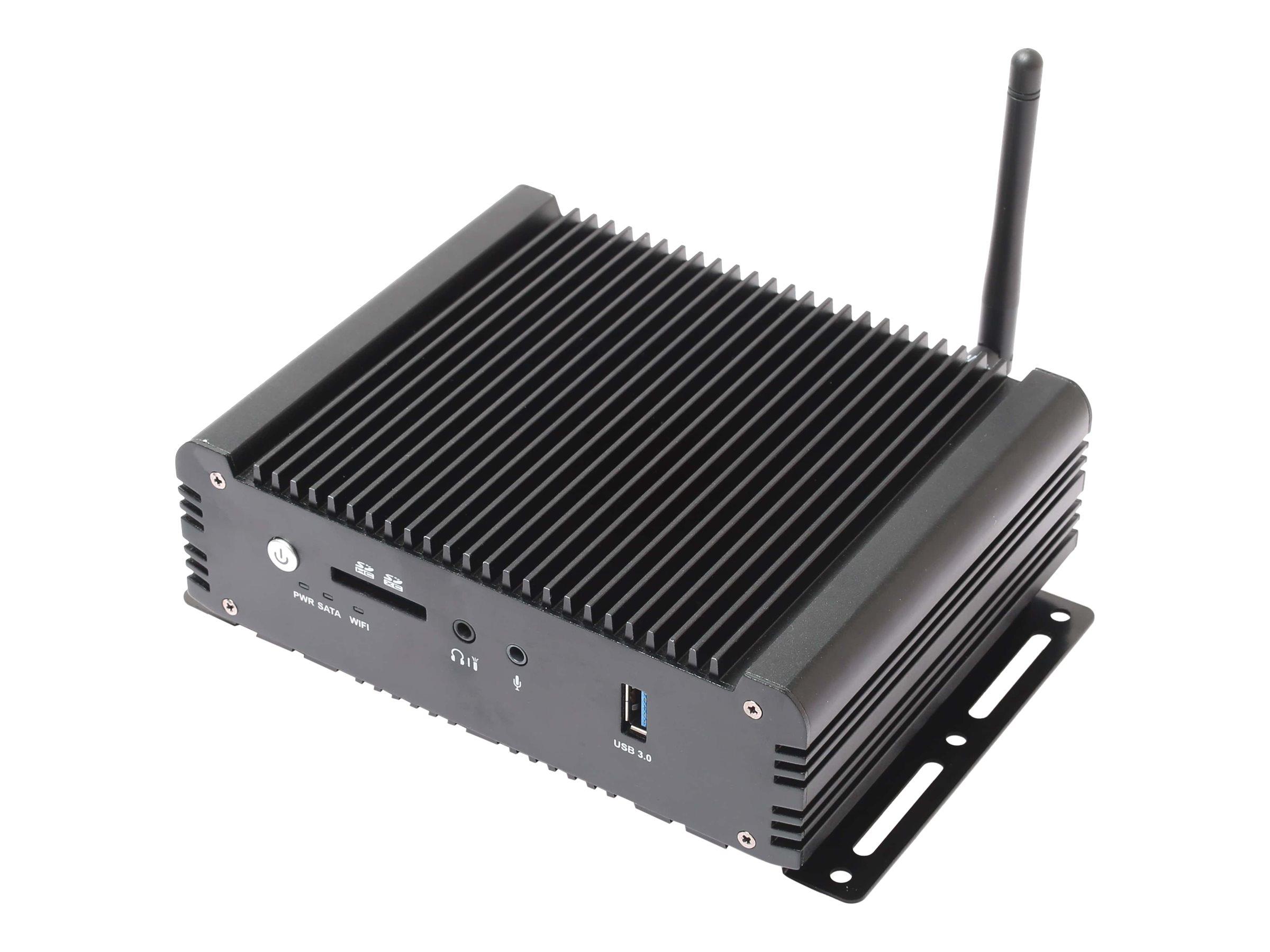ZOTAC ZBOX PRO CI330 nano - Barebone - Mini-PC