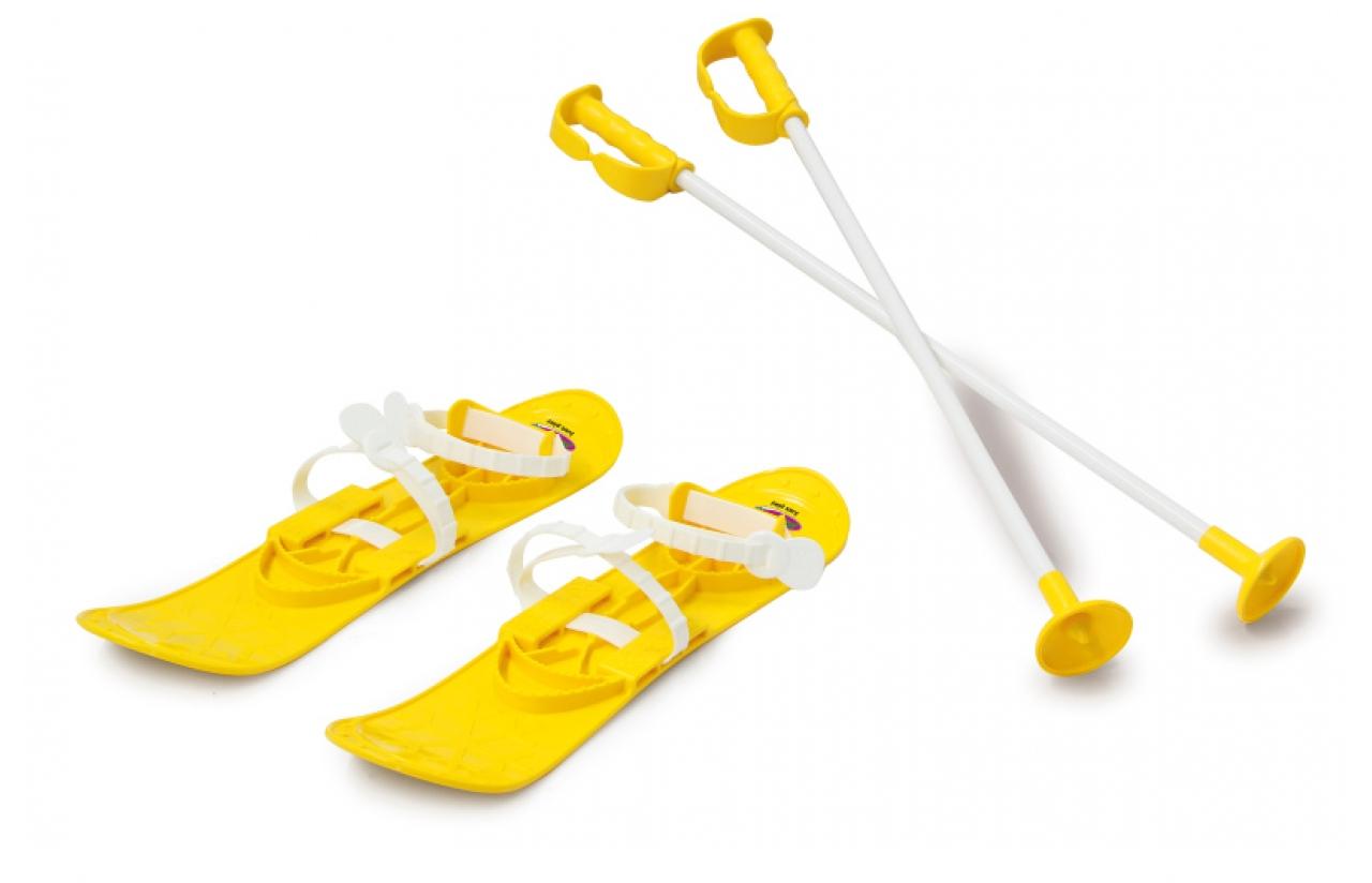 JAMARA 460383 - Kurve - Kinder - Unisex - Gelb - Einfarbig - 42 cm