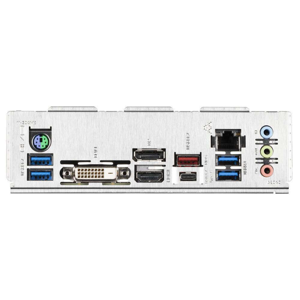 Gigabyte Z590M - 1.0 - Motherboard - micro ATX - LGA1200-Sockel - Z590 - USB-C Gen1, USB 3.2 Gen 1, USB 3.2 Gen 2 - Gigabit LAN - Onboard-Grafik (CPU erforderlich)