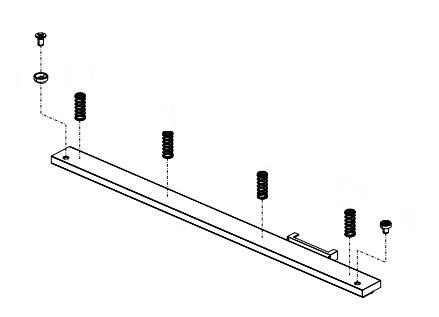 Zebra Druckkopfset - für Zebra TTP 8200