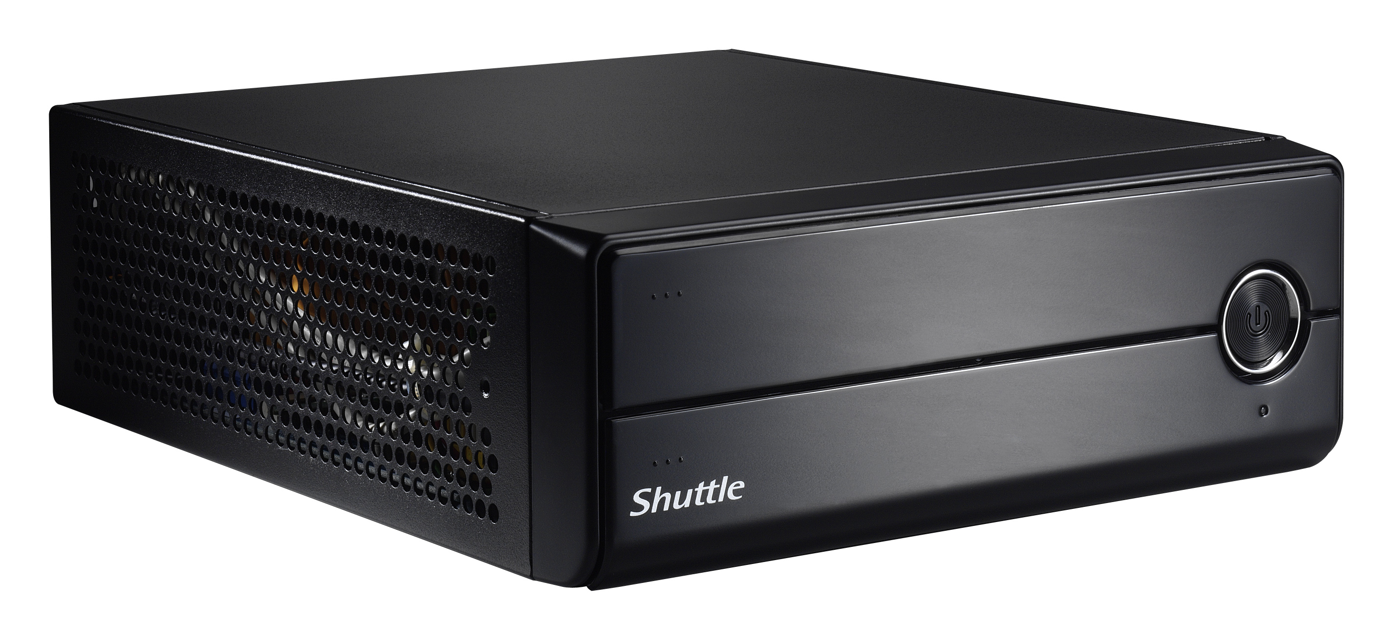 Shuttle XH170V - Barebone - Slim-PC