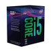Intel Core i5 8600 - 3.1 GHz - 6 Kerne - 6 Threads 9 MB Cache-Speicher - LGA1151 Socket - Box