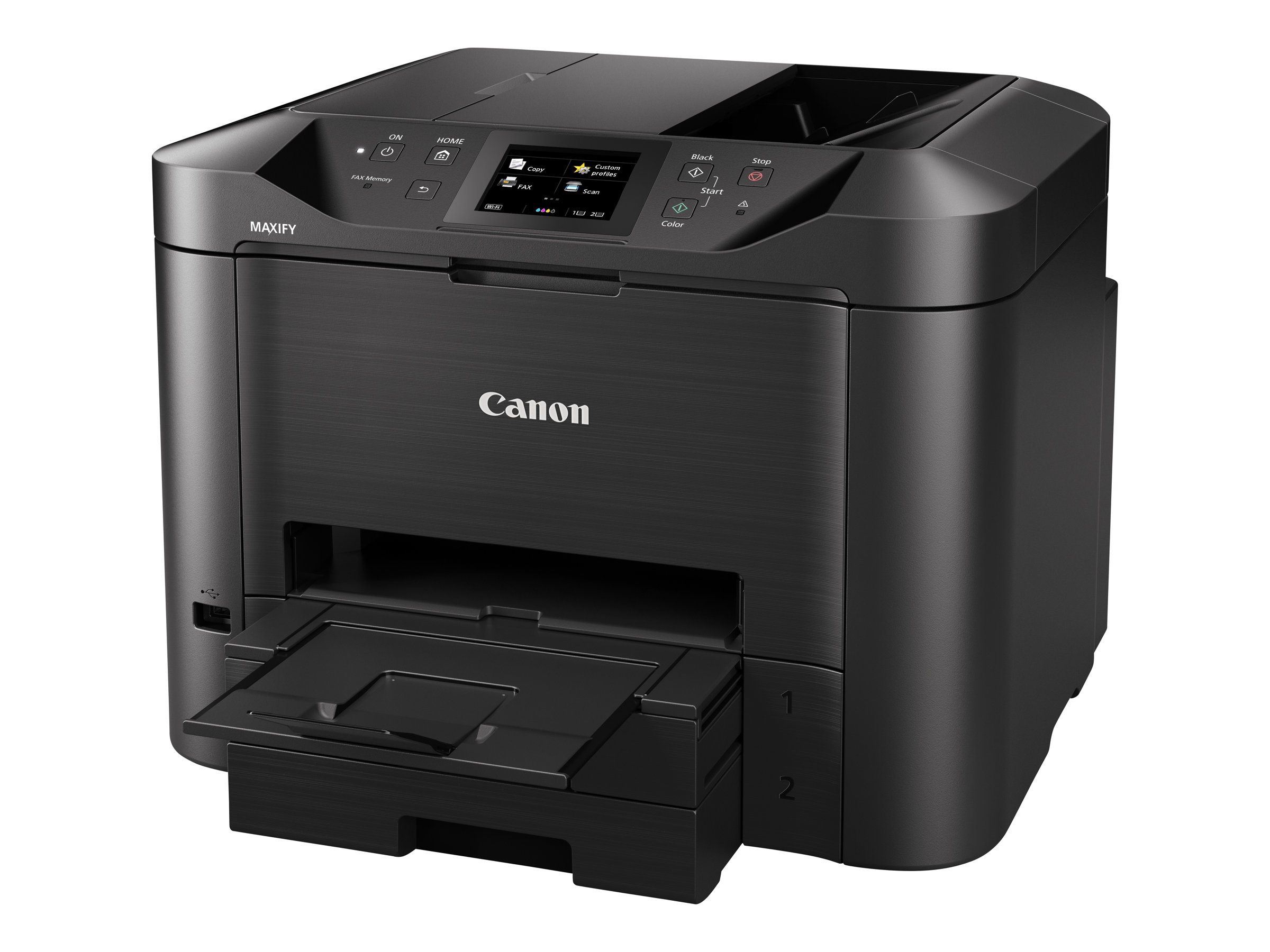 Canon MAXIFY MB5450 - Multifunktionsdrucker - Farbe - Tintenstrahl - A4 (210 x 297 mm)