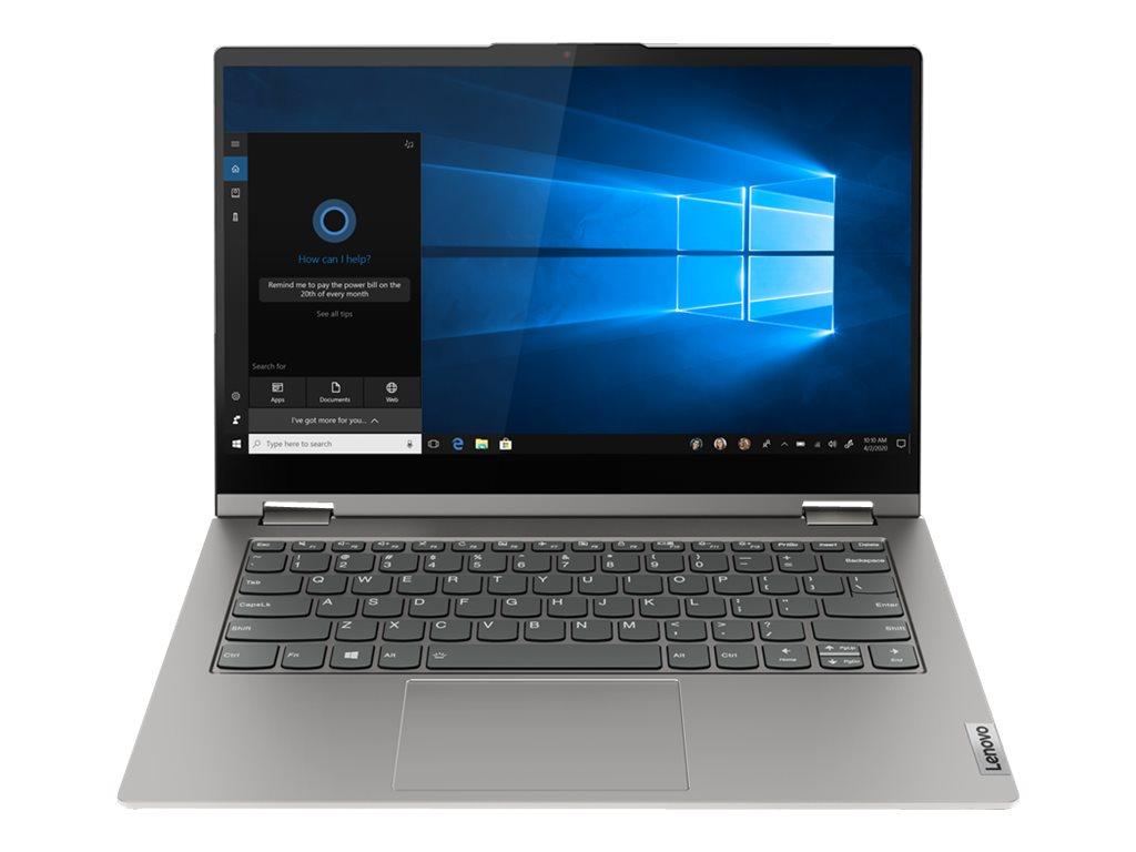 "Lenovo ThinkBook 14s Yoga ITL 20WE - Flip-Design - Core i5 1135G7 / 2.4 GHz - Win 10 Pro 64-Bit - 8 GB RAM - 256 GB SSD NVMe - 35.6 cm (14"")"